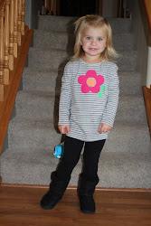 Jayla Grace 2 1/2 Years Old