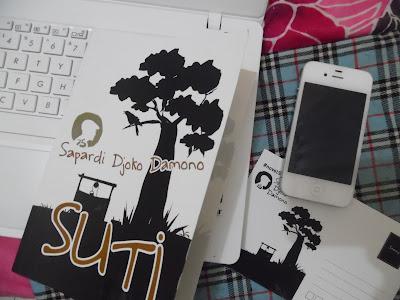 novel suti, sapardi, review, buku