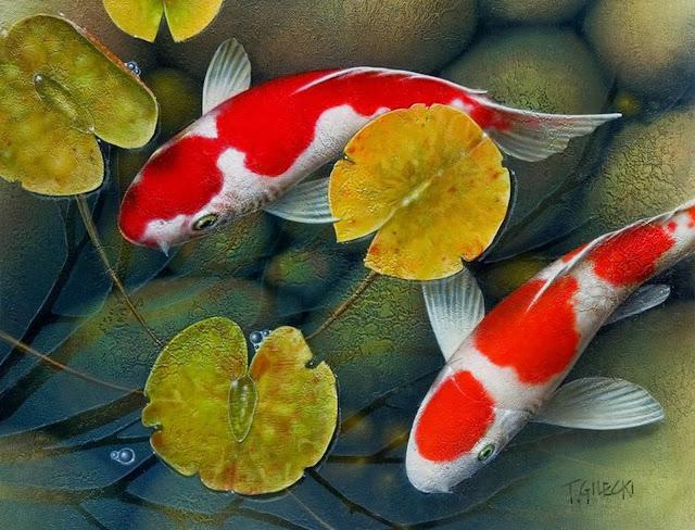cuadros-oleos-pescados