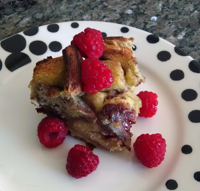 Cinnamon Roll French Toast Casserole Recipe. DMD Kitchen