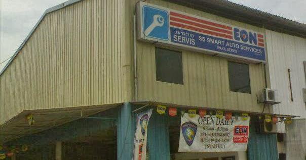 Pusat Servis Perodua Jalan Genting Klang