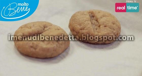 Biscotti a Chicchi di Caffè di Benedetta Parodi