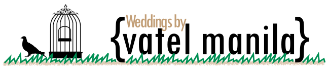 { weddings by vatel manila }