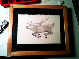 goofy reindeer Christmas gift