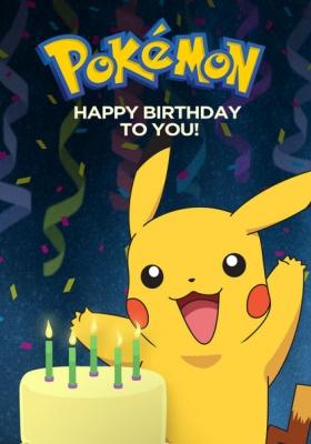 Pokémon: Happy Birthday to You! (Dub)