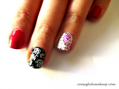 Nail art: love&more