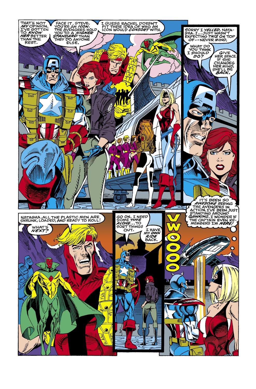 Captain America (1968) Issue #434 #384 - English 10