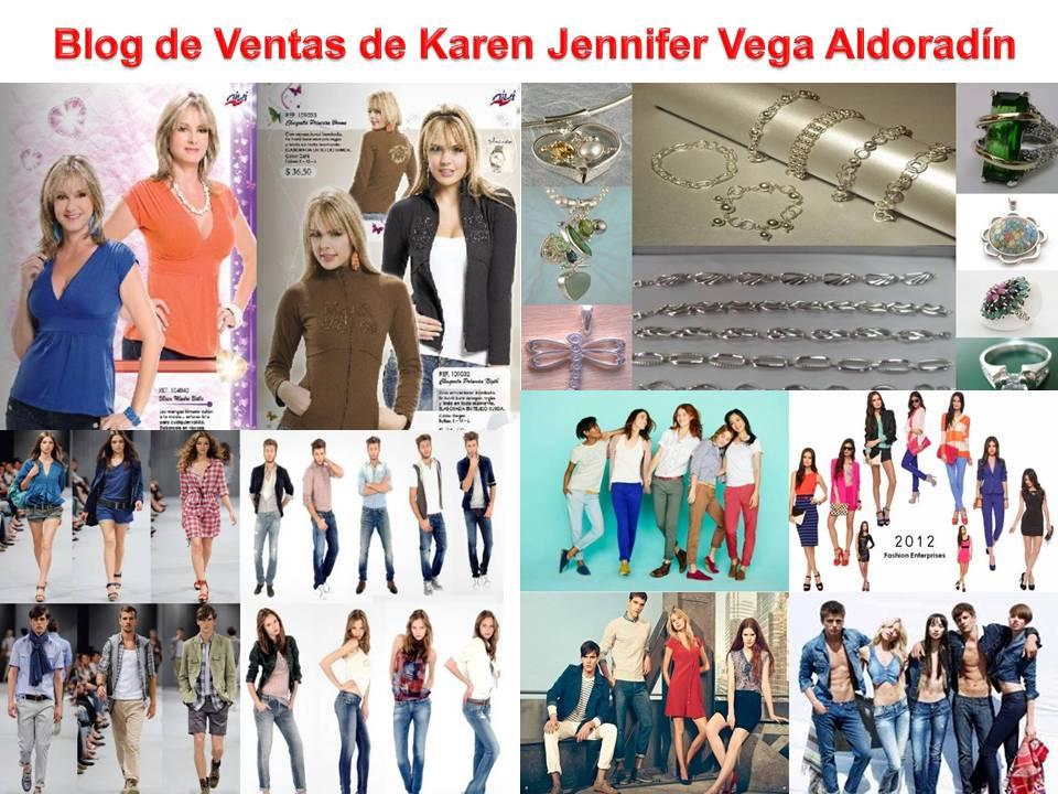 El Blog de Ventas de Karen Jennifer Vega Aldoradín