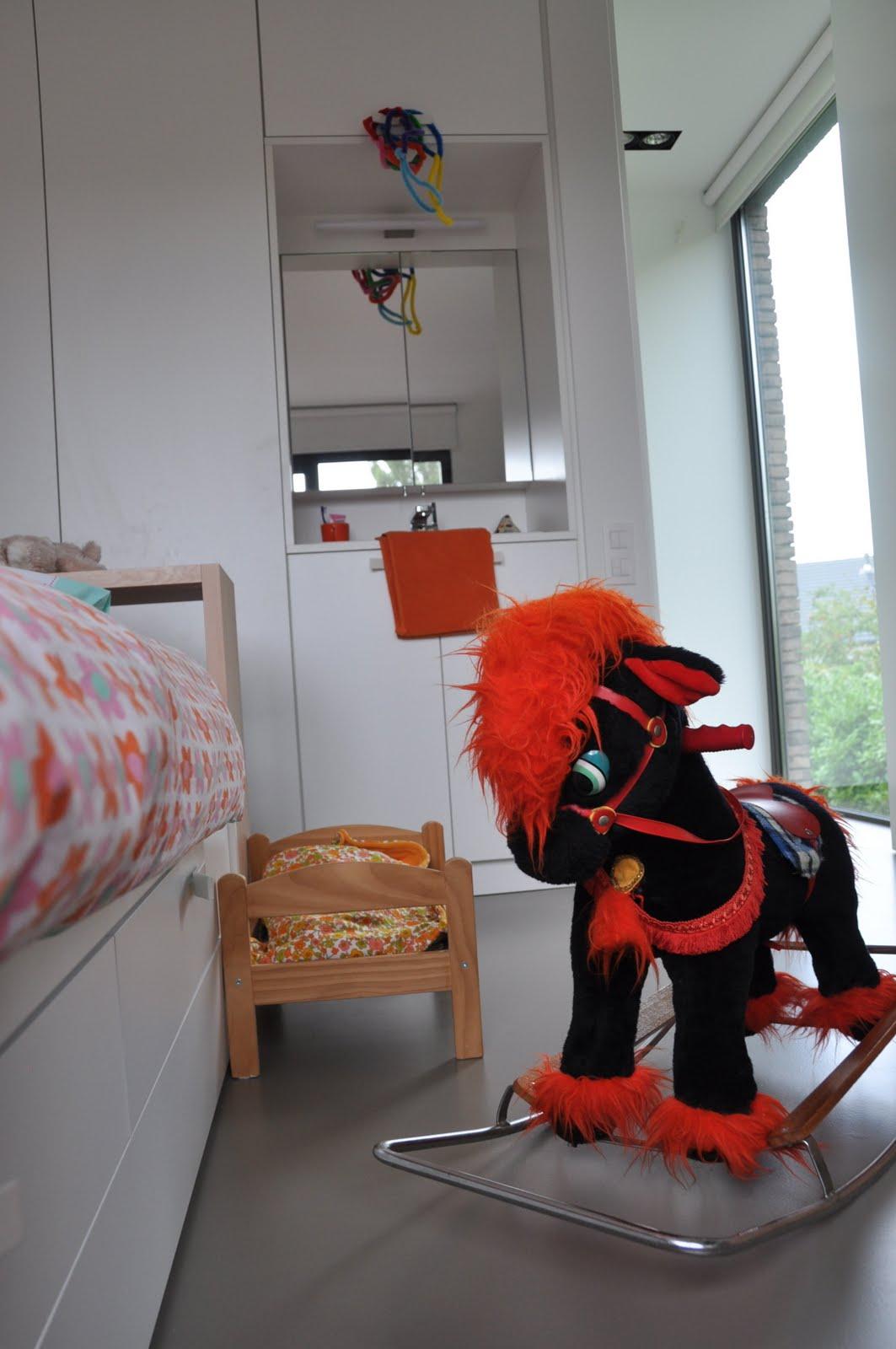 De kamer van mona - Kamer paard meisje ...