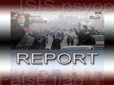 CNN Reporter Stutters Through CIA Script — ISIS Planning Attack On America