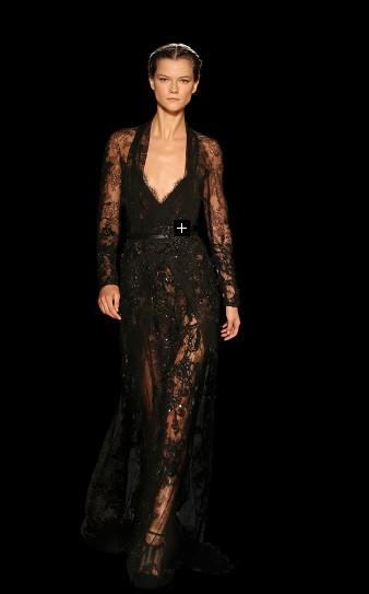 Schwarze Abendkleider