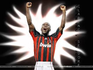 Clarence Seedorf AC Milan Wallpaper 5