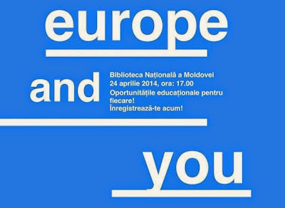 Tu și Europa: Oportunități educaționale pentru toți