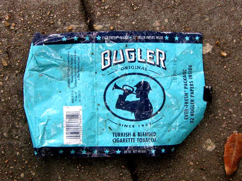 Musical Terms in the Marketplace - Buglar Brand tobacco