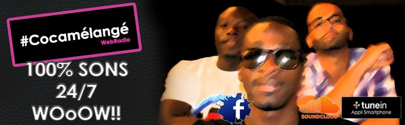 Cocamélangé Hip-Hop, Dancehall, Reggae...