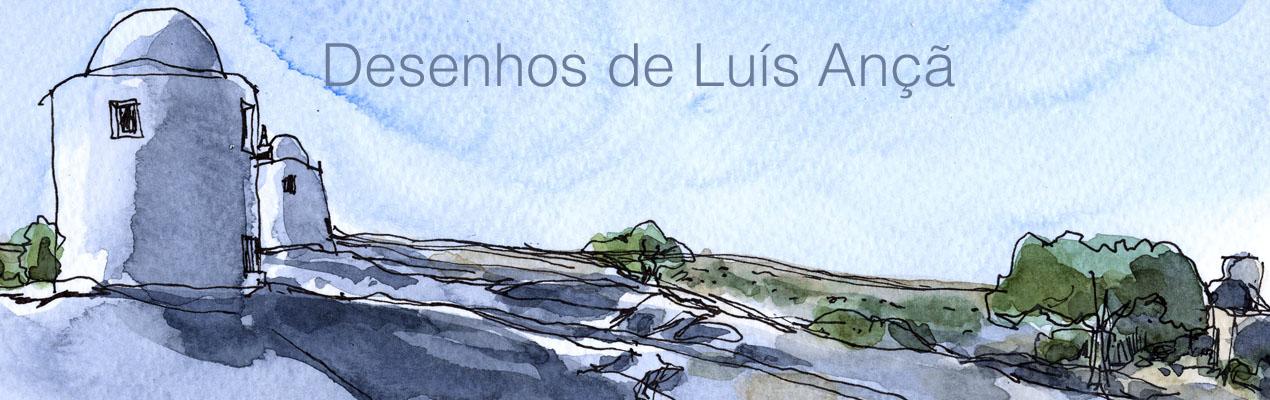 Desenhos de Luís Ançã
