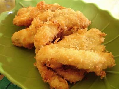 RESEP PISANG GORENG RENYAH TIPS PRAKTIS - Aneka Resep Masakan ...