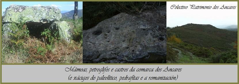 Mámoas, petroglifos e castros da comarca dos Ancares