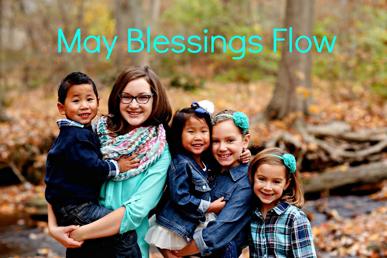 May Blessings Flow