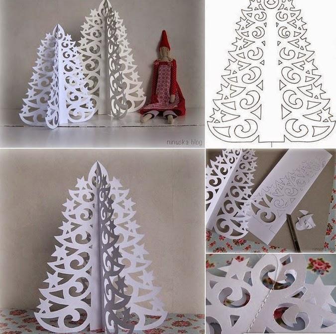 Relas addobbi natalizi fai da te albero di natale in for Addobbi natalizi fai da te 2016