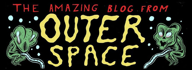 The Amazing Blog From Outer Space