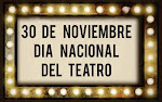 DIA NACIONAL DEL TEATRO