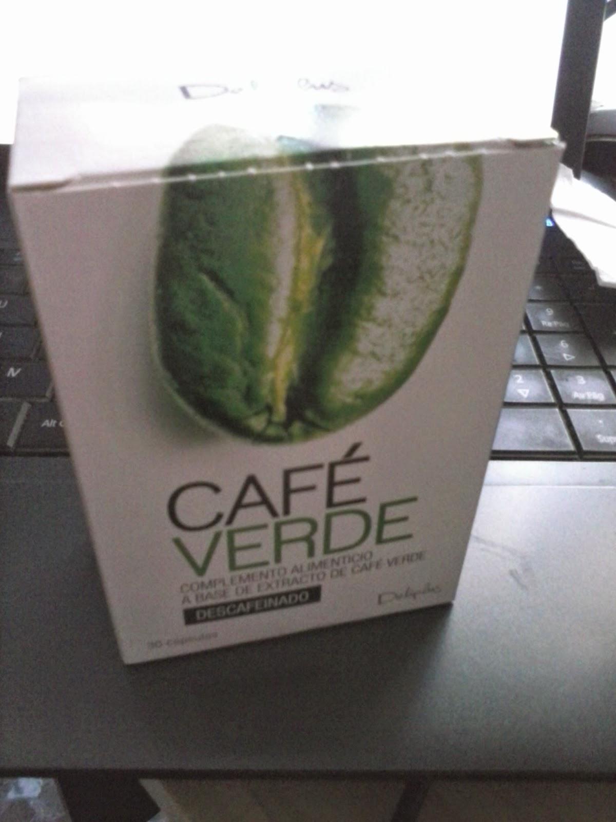 Capsulas de cafe verde foro