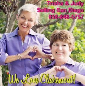 Trisha & Judy Selling San Diego