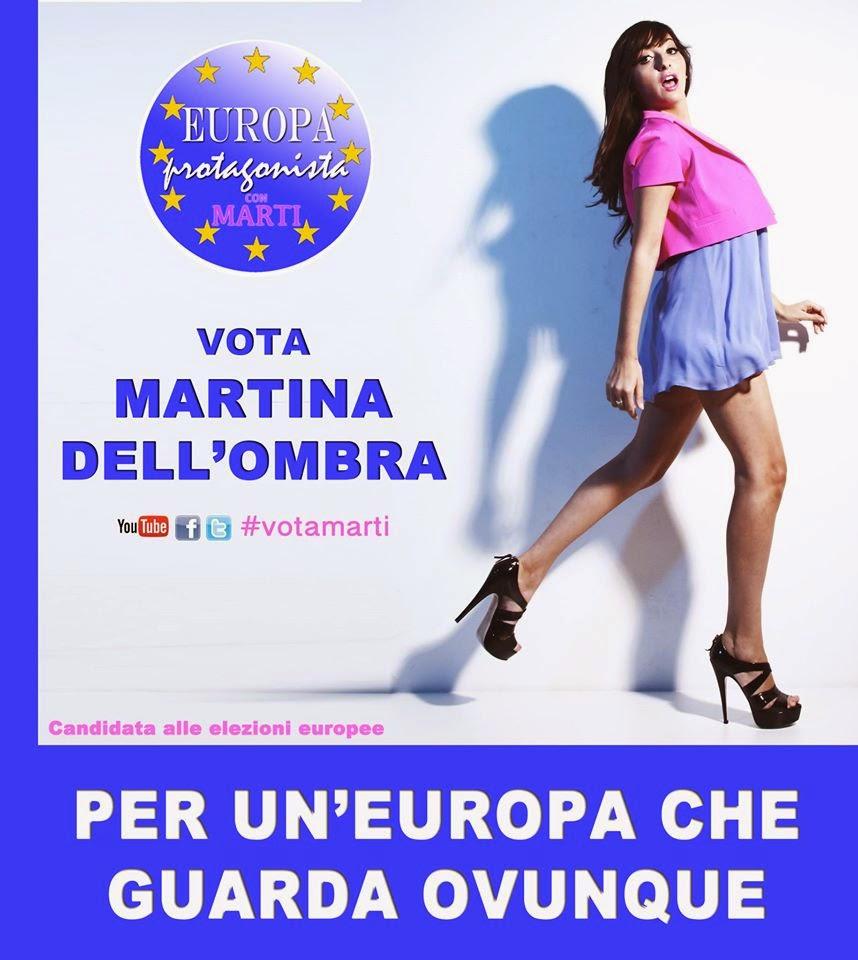 Martina Dell'Ombra de Broggi de Sassi: gènio o follia