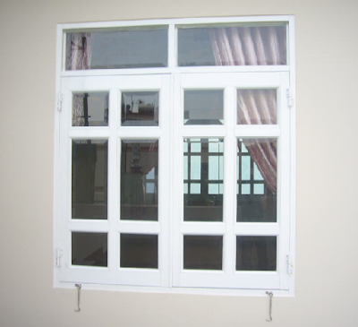 cửa sổ nhôm kính 2