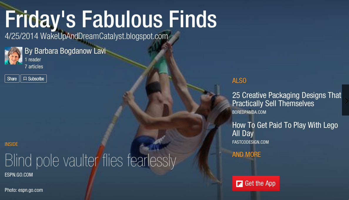 Click to view this Flipboard magazine