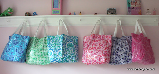 Beach Bags for Bridesmaids