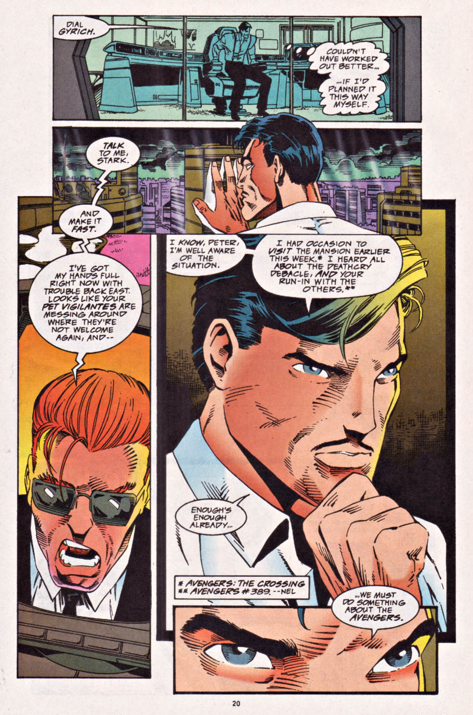 Captain America (1968) Issue #398f #336 - English 25