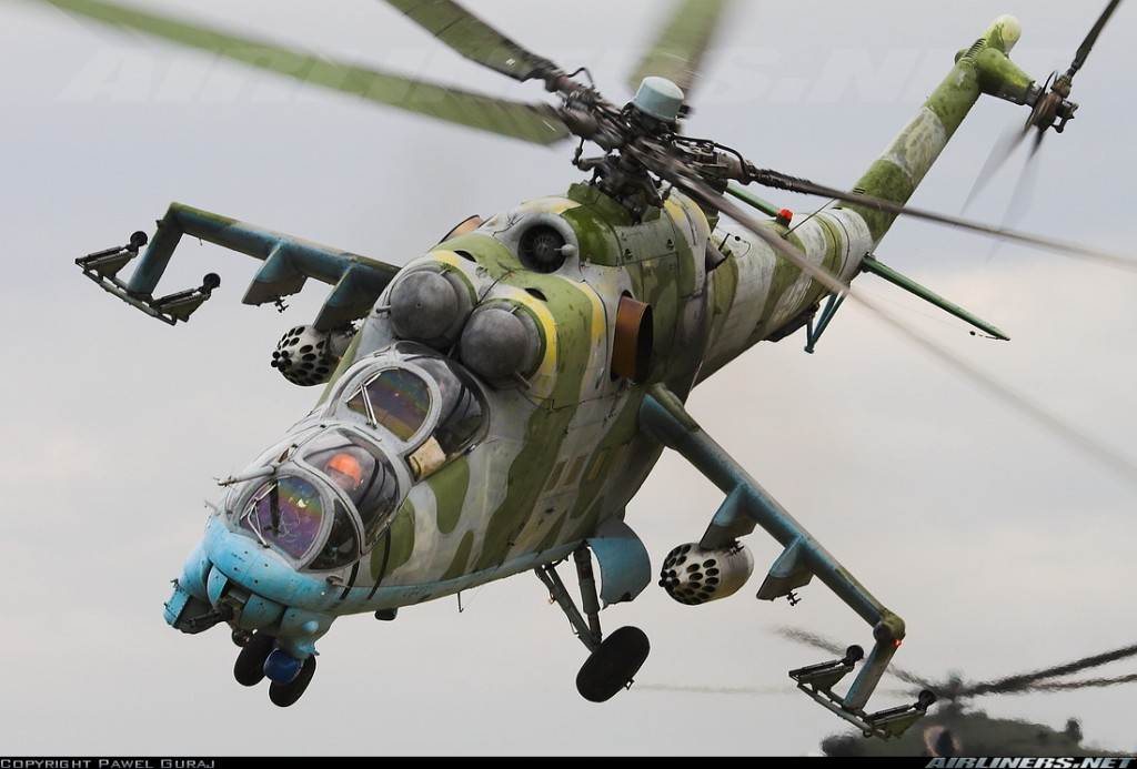 Life of Soldiers: Pakistan, Russia sign Mi-35 Attack ...