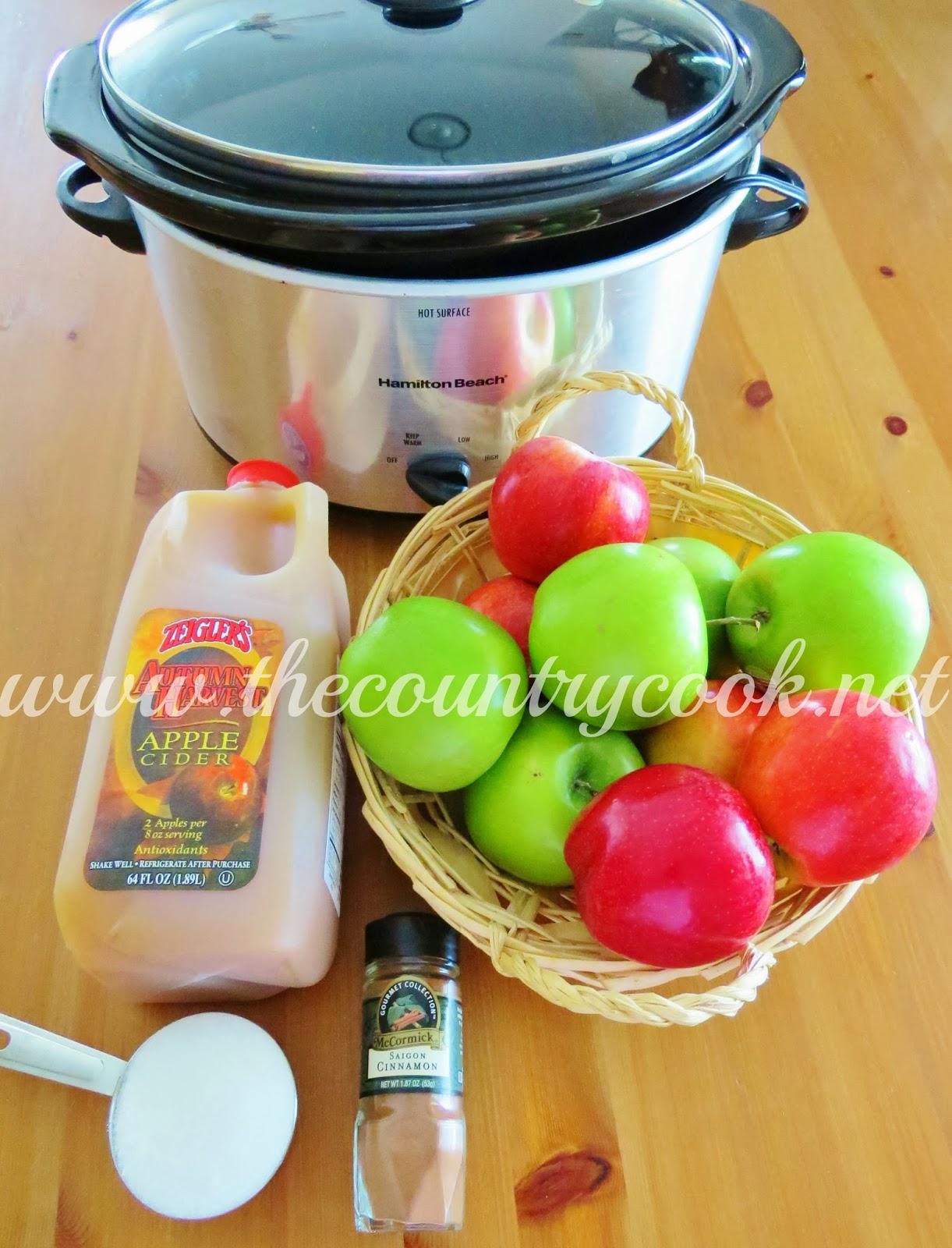 Granny smith apple sauce recipe easy