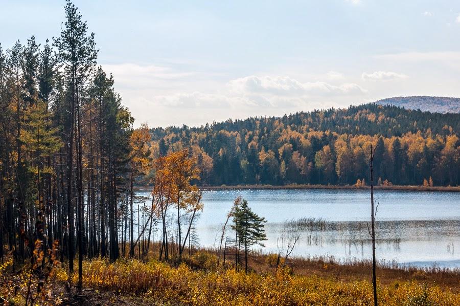 Озеро Безрыбное