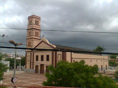 Vista Panoramica da Igreja Matriz.