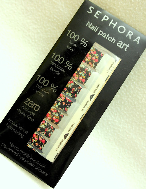 Sephora Nail Patch Art