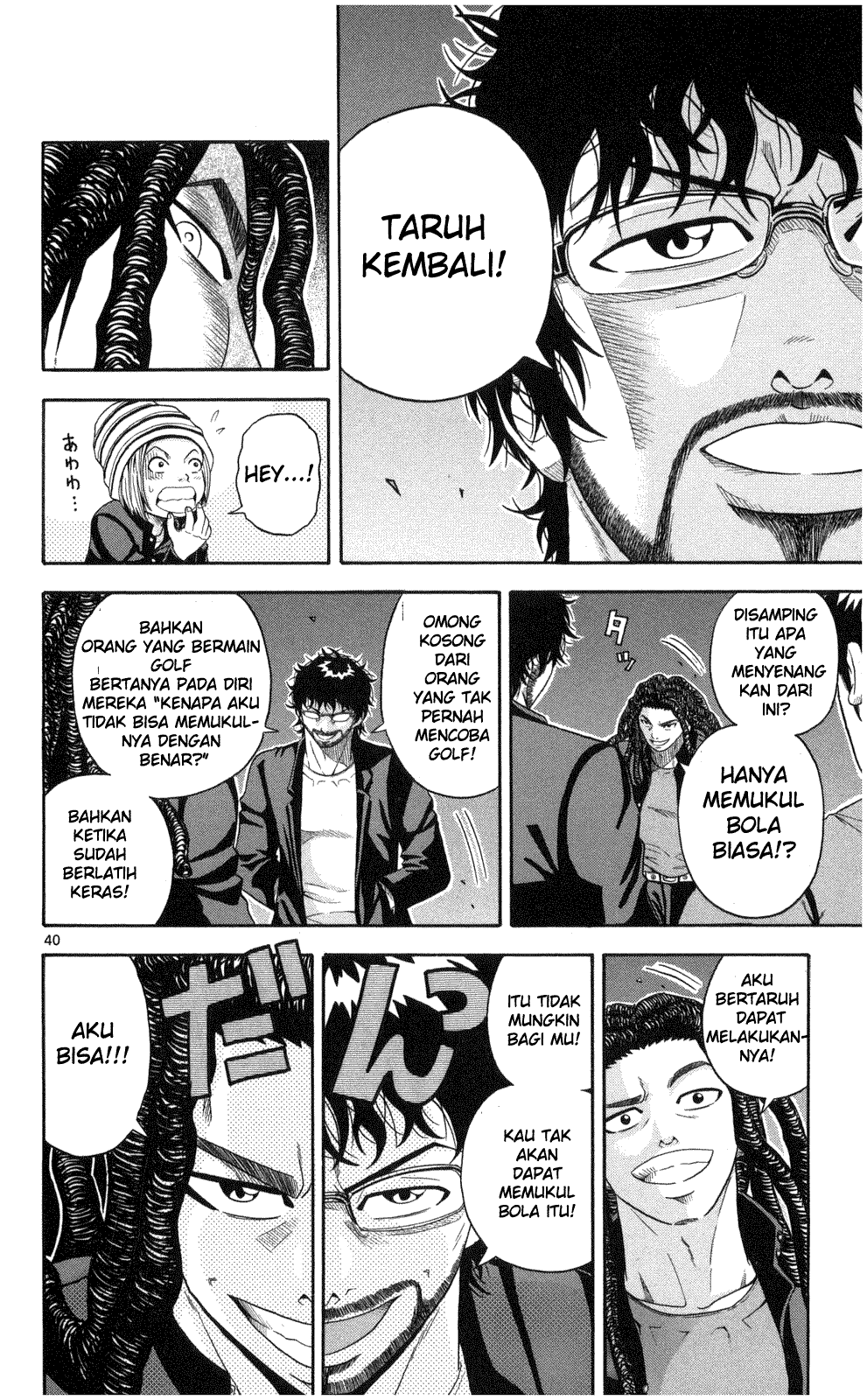 Komik king golf 001 - chapter 1 2 Indonesia king golf 001 - chapter 1 Terbaru 40|Baca Manga Komik Indonesia|