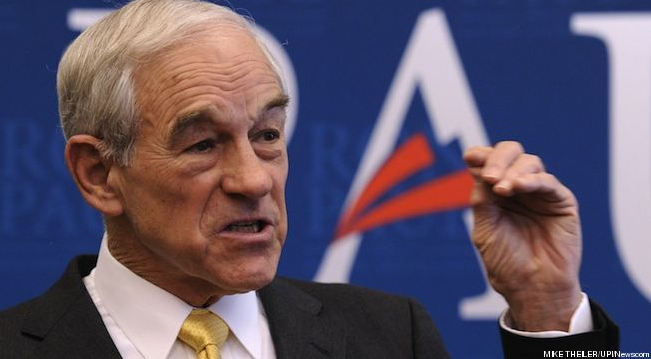 from Miguel ron paul views on gays