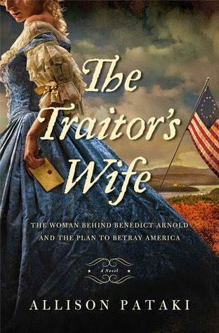 The Traitor's Wife book cover