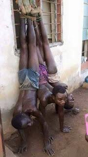 Modern slave trade in Libya
