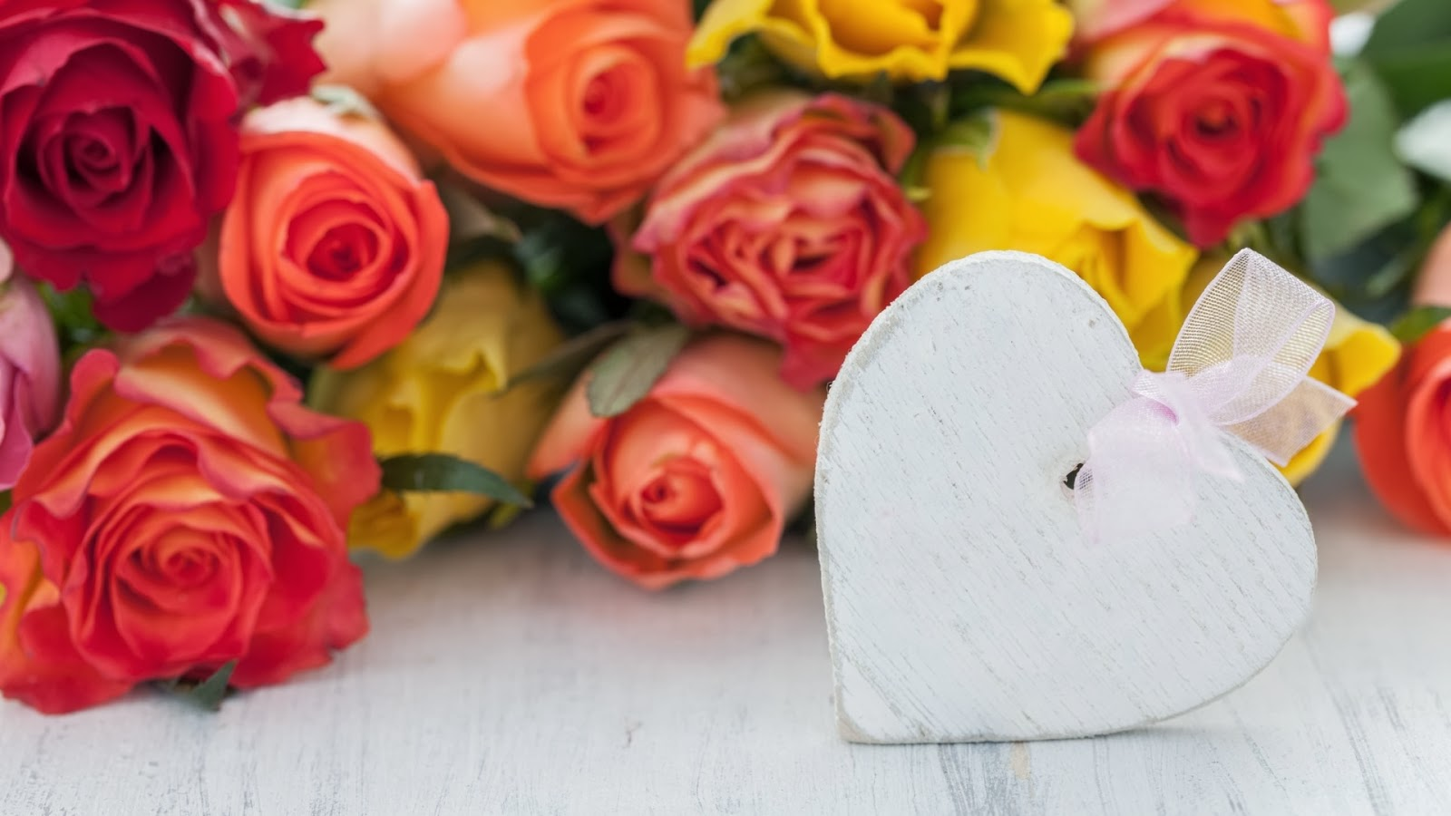 Imagen de Ramos de Flores para San Valentín