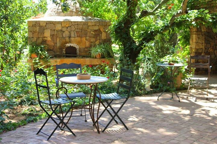 Rosas mermelada y algo m s jard n mediterr neo l 39 albarda Plantas jardin mediterraneo