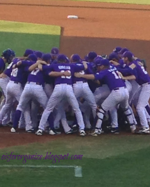 Louisiana State Baseball