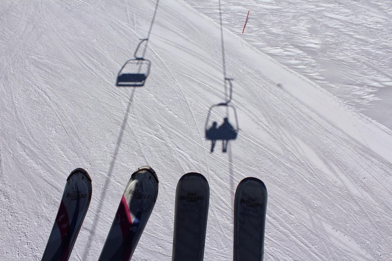 narty blizzard, nordica ski, wyciąg narciarski, dzieci na nartach, Italy, blogger
