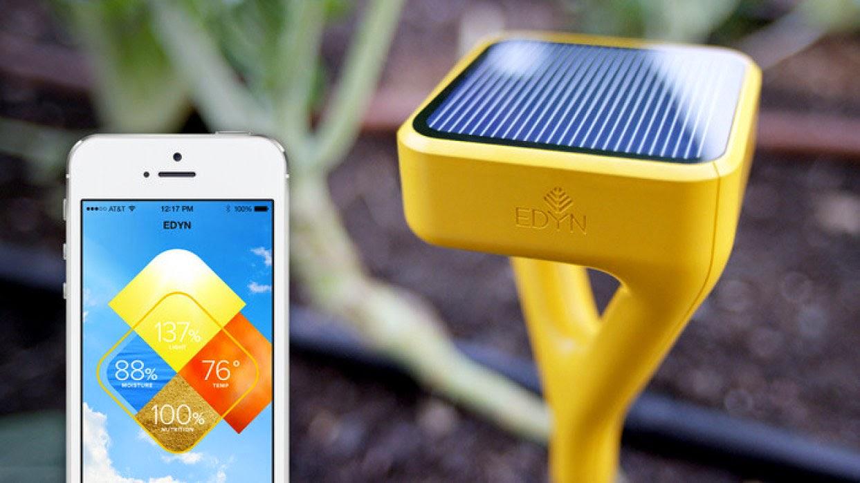 Sensor Solar para Control de Jardineria y Agricultura