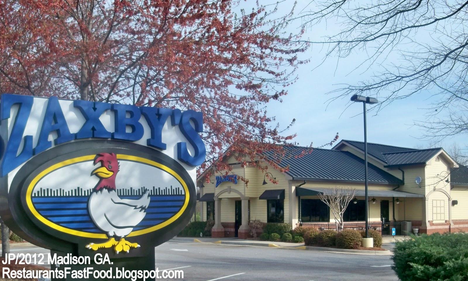 Madison Ga Fast Food