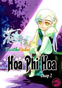 Truyện tranh Hoa Phi Hoa, đọc truyện tranh Hoa Phi Hoa, truyện tranh mobile Hoa Phi Hoa