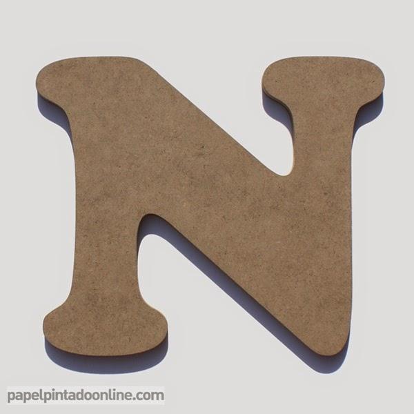 Papel pintado letras de madera - Papel pintado letras para paredes ...